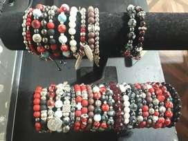 Vendo pulseras