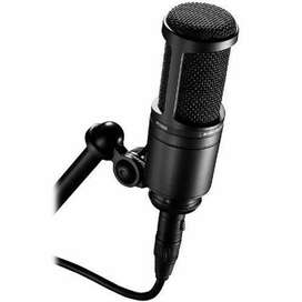 Audio Technica AT2020 XLR CARDIODE