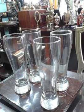 Vaso En Cristal Importado Precio X C/u