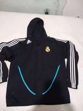 Rompevientos Real Madrid Adidas