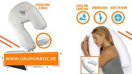 Almohada Cervical Postura Side Sleeper Pro Gruponatic San Miguel
