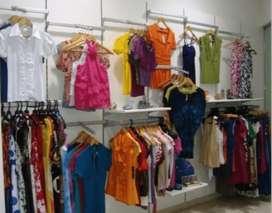 Se necesita vendedora de mostrador con experiencia en venta de ropa para dama en la ciudad de Popayán
