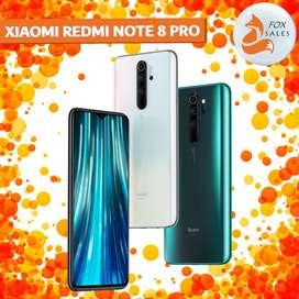 Xiaomi Redmi Note 8 Pro - Nuevos Sellados c/Garantia - FOXSALES MOVIL