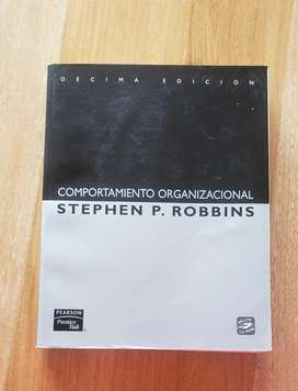 Lubro: COMPORTAMIENTO ORGANIZACIONAL. stephen P.