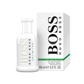 Perfume Hugo Boss Bottled Unlimited 100 Ml