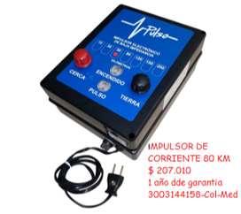 Impulsor Electronico de 80km 110Vol $ 207.010