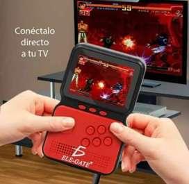 Consola Portátil Juegos Retro