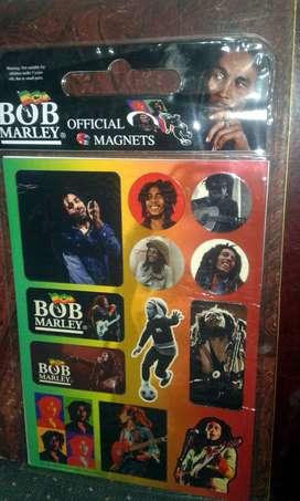 Imanes Oficiales Bob Marley