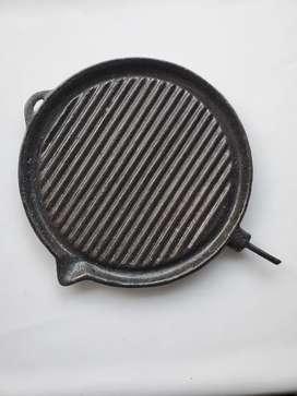 Bifera enlozada hierro acanalada N 2 25 cm