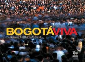 Libro de Fotografia Bogota Viva