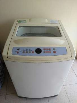 Lavadora Samsung 14 Kg Funcionando