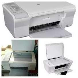 Impresora multifuncional fotocopiadora - hp - digital - cartuchos-
