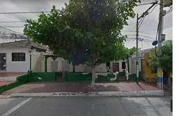Venta  lote  o casalote  en Barranquilla Barrio Chiquinquira
