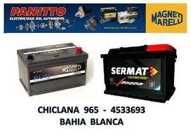 Baterias para Automovil