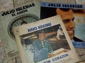 Disco de Vinilos Julio Iglesias