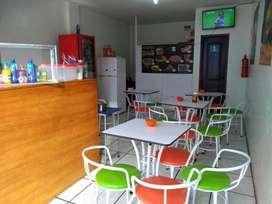 Vendo Muebles Y Enseres de Restaurante