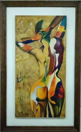 Pintura en óleo