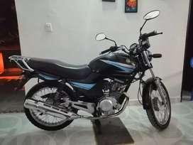 Se vende moto Libero 125.