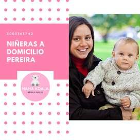 Niñera Pereira | Niñeras a Domicilio