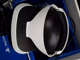 Casco realidad virtual Ps4