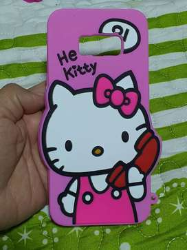 Case funda Hello Kitty para Sansung S8 + plus