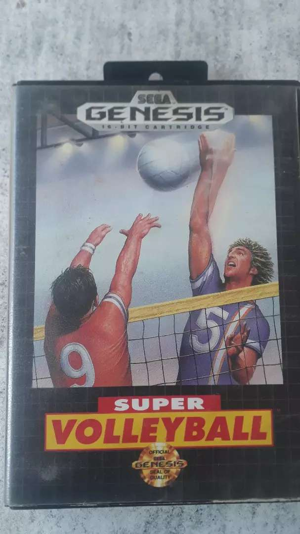 SUPER VOLLEYBALL (original) 0