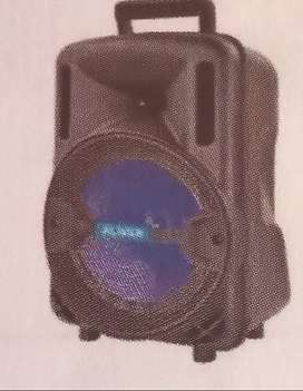Parlante karaoke