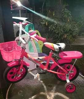 Bici rodado 12 para niña
