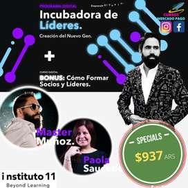 INCUBADORA DE LIDERES CARLOS MUÑOZ