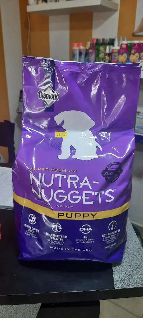 Nutra nuggets