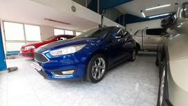 Ford Focus 5P 2017 SE PLUS