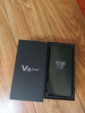 LG V35 6gb ram 64gb internas snadragon 845 pantalla amoled