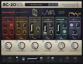 RC-20 Retro Color (Win) & Mac