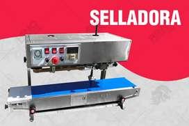 Selladora empacadora con Codificadora Vertical Horizontal Entrega inmediata Quito Guayaquil