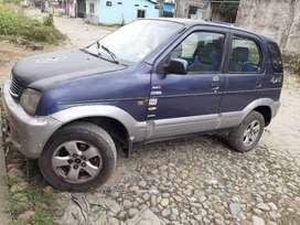 Daihatsu 4x4 100%japonés