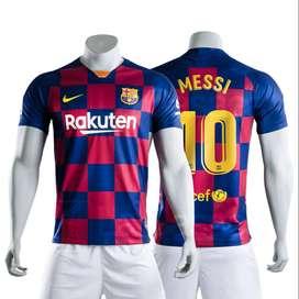 Camiseta Original Barcelona 2019 - 2020 Messi  futbol