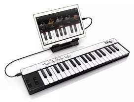 iRig Keys, MIDI en cualquier iOS, Android, Mac OS X y Windows.