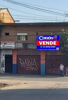 Av. San Martin 7600, Francisco Álvarez - Departamento con local en venta