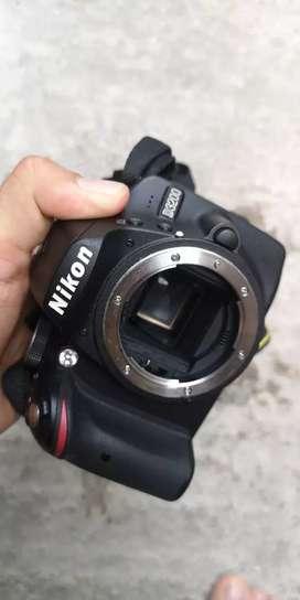 Nikon d3200  remato
