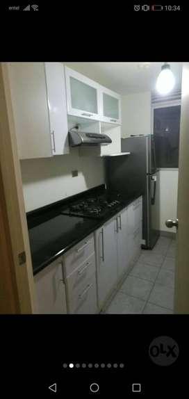 Departamento en Alquiler Condominio Ciudad Nueva