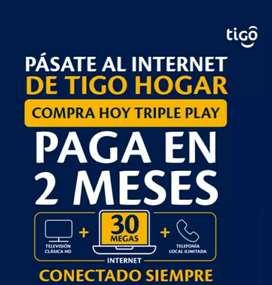 Adquiere TV Internet y Telefonia