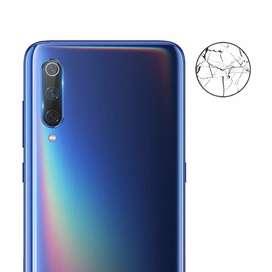 Lente De Cámara Vidrio Organico Para Xiaomi Mi 9