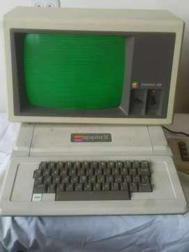 Apple ii plus vintage coleccionistas