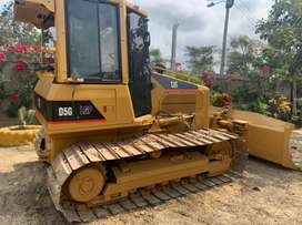 Bulldozer D5 G LGP