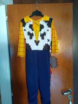 Disfraz de Woody - Talle 2