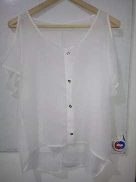 Camisita blanca