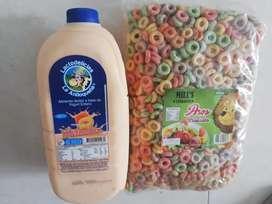 Ricos y deliciosos yogures