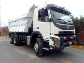 Camión Volquete Volvo Fmx año 2020