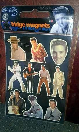 Imanes oficiales Elvis Presley
