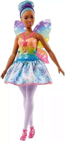 Muñeca Barbie Hada Dreamtopia 30 Cm Original Mattel